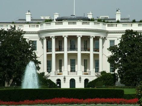 White House 1600 Pennsylvania Ave