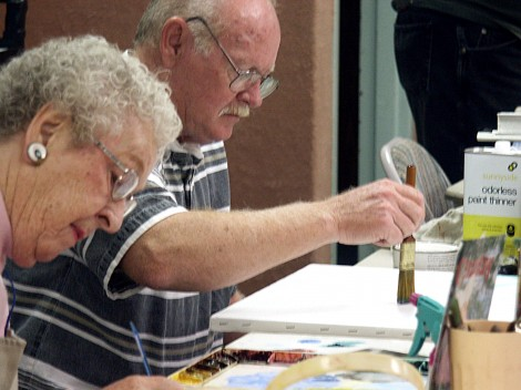 Seniors - crafts