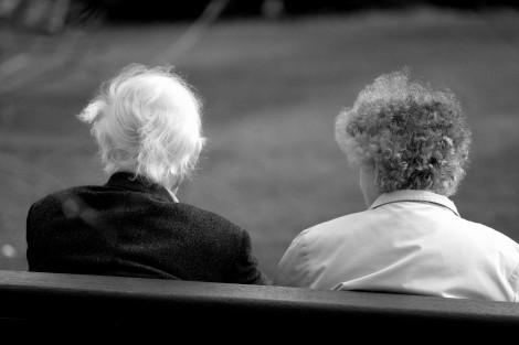 Retirement old couple elderly seniors