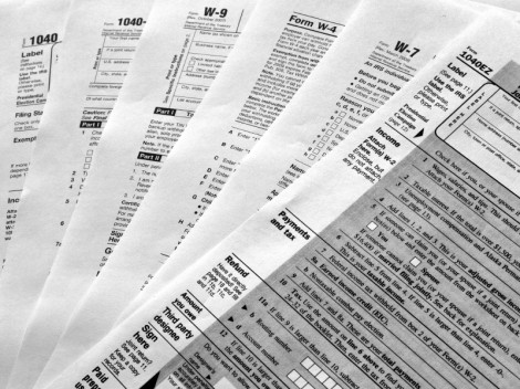 iStock_000016409267Small tax forms