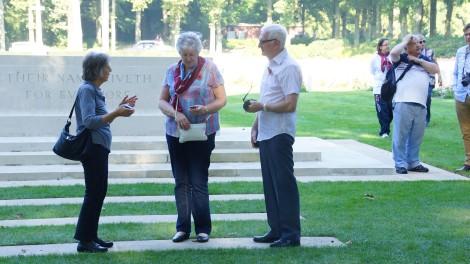 seniors old elderly boomer discussion concerned