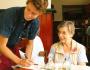 Morgue file older worker female senior retire