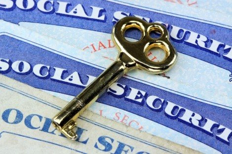 social security key